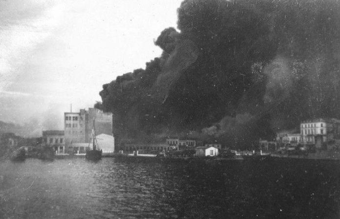 ΒΟΜΒΑΡΔΙΣΜΟΣ ΠΕΙΡΑΙΑ 1944