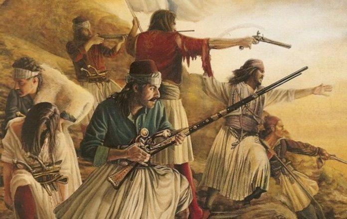 25Η ΜΑΡΤΙΟΥ ΕΠΑΝΑΣΤΑΣΗ 1821