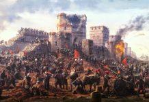 ΑΛΩΣΗ ΤΗΣ ΚΩΝΣΤΑΝΤΙΝΟΥΠΟΛΗΣ 1453