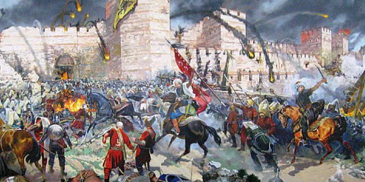 29 Μαΐου 1453. Σαν σήμερα έγινε η άλωση της Κωνσταντινούπολης