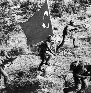 ΚΥΠΡΟΣ ΤΟΥΡΚΙΚΗ ΕΙΣΒΟΛΗ 1974
