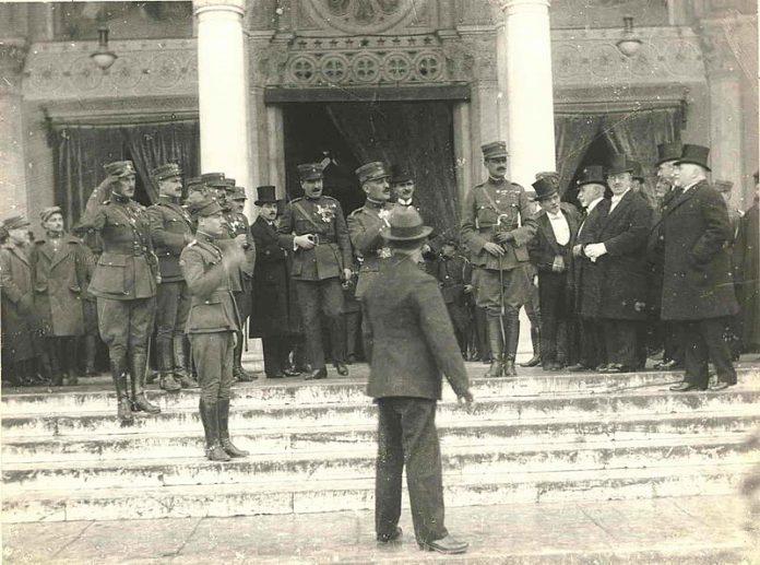 ΚΙΝΗΜΑ 11ΗΣ ΣΕΠΤΕΜΒΡΙΟΥ 1922