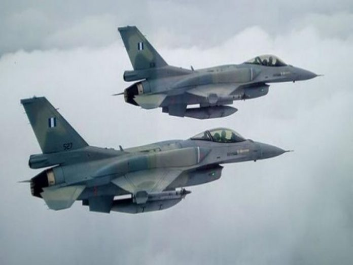 ΕΛΛΗΝΙΚΑ F-16