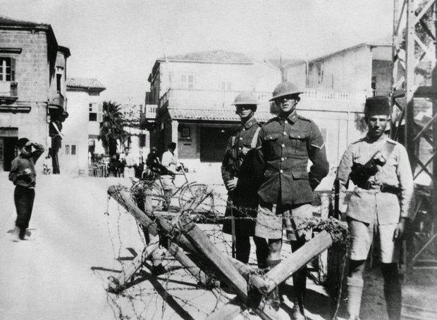 ΚΥΠΡΟΣ 1931 ΟΚΤΩΒΡΙΑΝΑ