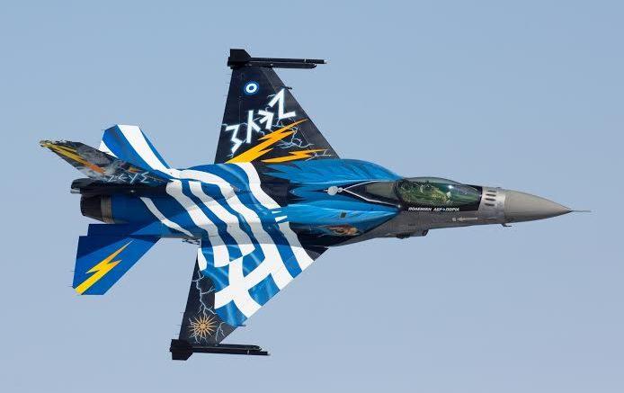 F-16 ΖΕΥΣ