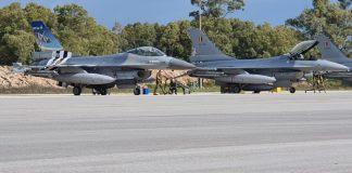ΒΕΛΓΙΚΗ ΑΕΡΟΠΟΡΙΑ F-16ΑM