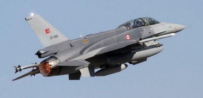 ΤΟΥΡΚΙΚΟ F-16
