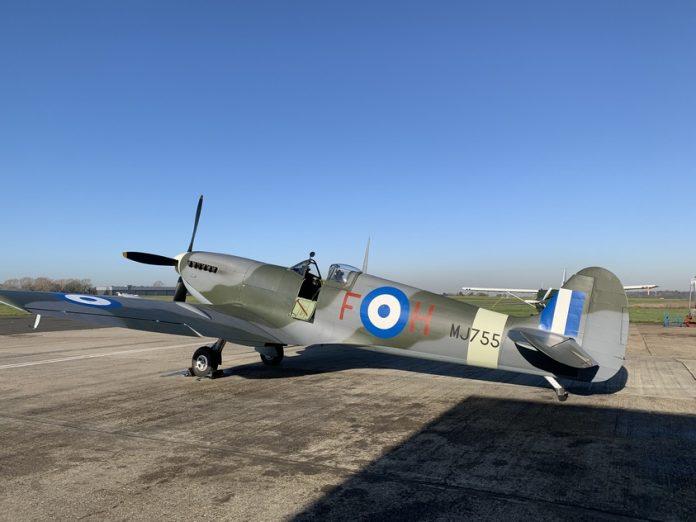 Spitfire MJ755