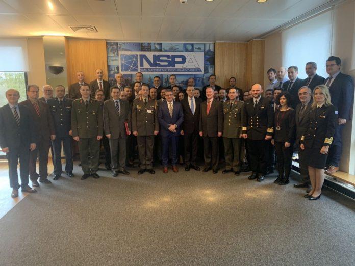 ΥΦΕΘΑ ΣΤΕΦΑΝΗΣ στην NSPA στο Λουξεμβούργο