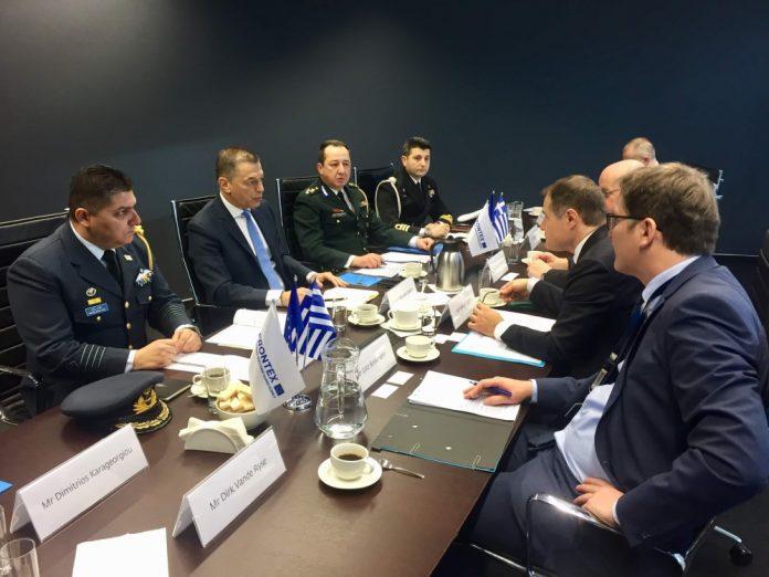 ΥΦΕΘΑ ΣΤΕΦΑΝΗΣ - FRONTEX