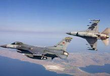 F-16 ΤΟΥΡΚΙΚΑ