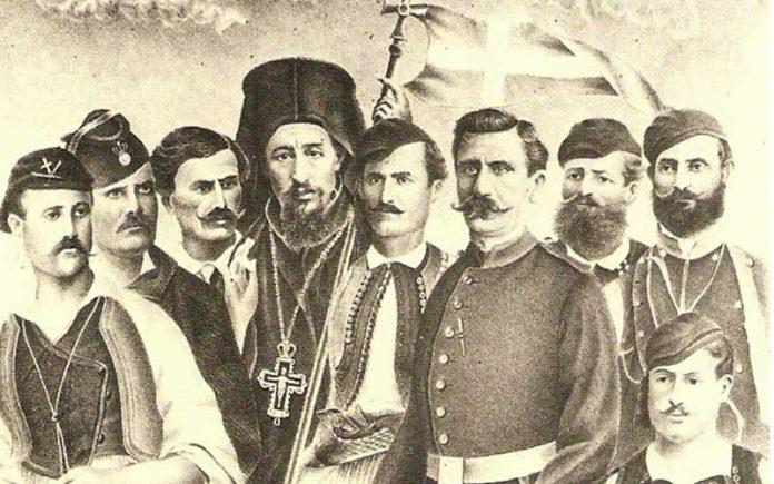 ΕΠΑΝΑΣΤΑΣΗ ΤΟΥ ΟΛΥΜΠΟΥ 1878