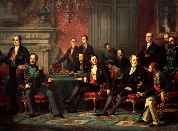 ΤΕΛΟΣ ΚΡΙΜΑΙΚΟΥ ΠΟΛΕΜΟΥ 1856