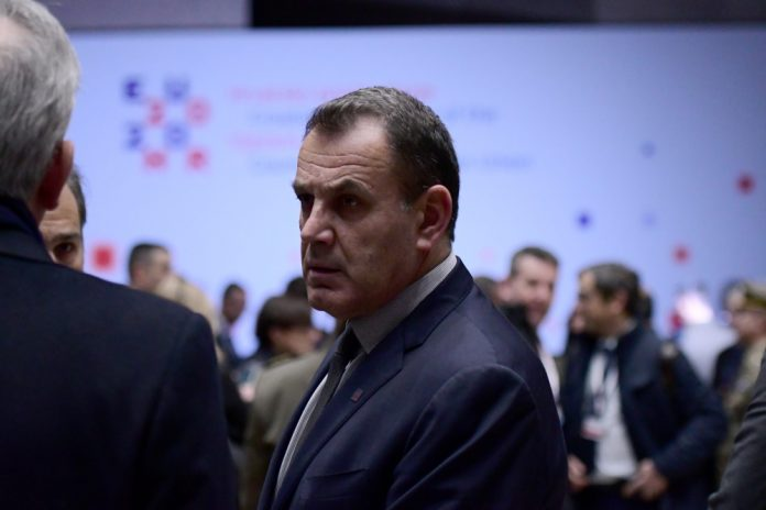 ΥΕΘΑ ΠΑΝΑΓΙΩΤΟΠΟΥΛΟΣ - ΣΥΝΑΝΤΗΣΗ ΥΠΑΜ ΕΕ