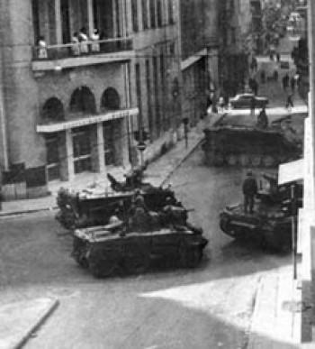 ΧΟΥΝΤΑ 1967 ΤΑΝΚΣ