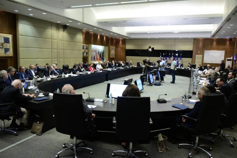 Επιτροπή Εθνικής Άμυνας και Εξωτερικών Υποθέσεων