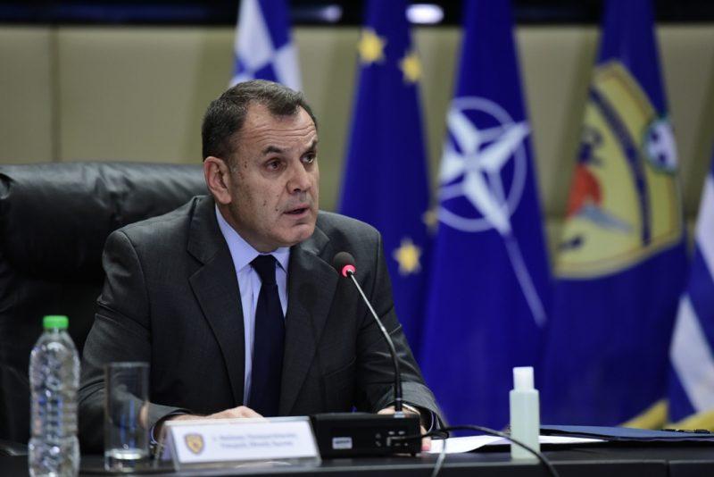 ΠΑΝΑΓΙΩΤΟΠΟΥΛΟΣ Επιτροπή Εθνικής Άμυνας και Εξωτερικών Υποθέσεων