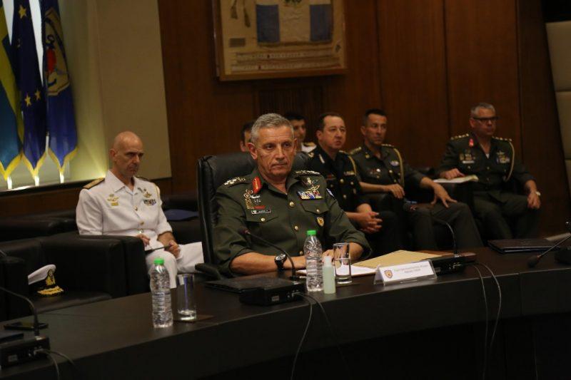 ΑΡΧΗΓΟΣ ΓΕΕΘΑ ΦΛΩΡΟΣ Επιτροπή Εθνικής Άμυνας και Εξωτερικών Υποθέσεων