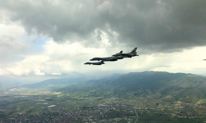 F16-B1B ΒΟΡΕΙΑ ΜΑΚΕΔΟΝΙΑ