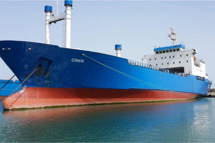 φορτηγό πλοίο Cirkin