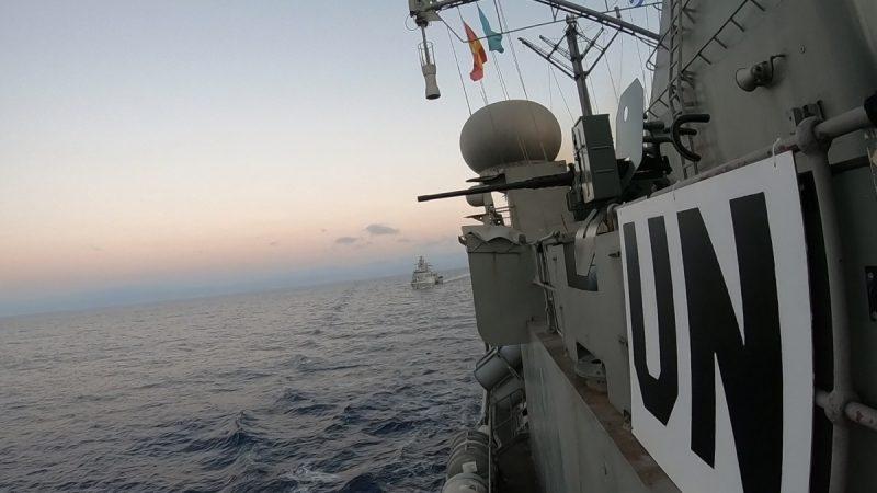 ΣΥΝΕΚΠΑΙΔΕΥΣΗ Φ/Γ ΝΚ ΦΩΚΑΣ ΣΕ UNIFIL
