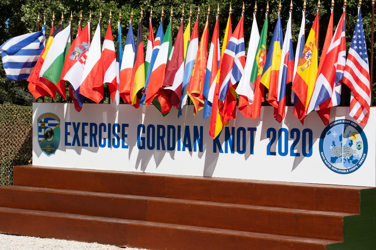 «GORDIAN KNOT 2020»