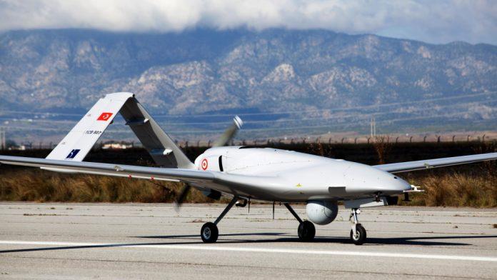ΤΟΥΡΚΙΚΟ DRONE