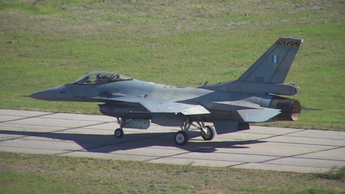 ΑΝΑΒΑΘΜΙΣΜΕΝΟ F-16 VIPER
