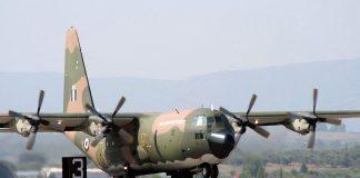 C-130 ΠΟΛΕΜΙΚΗ ΑΕΡΟΠΟΡΙΑ