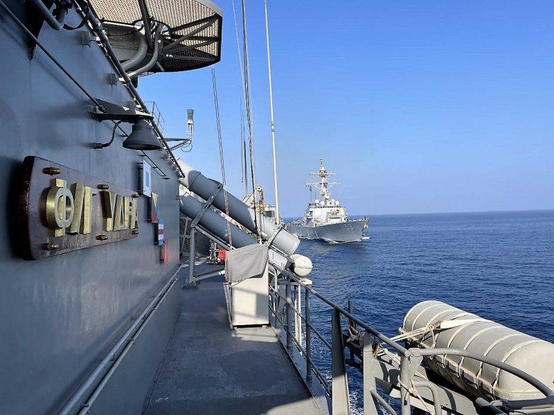 Φ/Γ ΥΔΡΑ - USS JOHN PAUL JONES