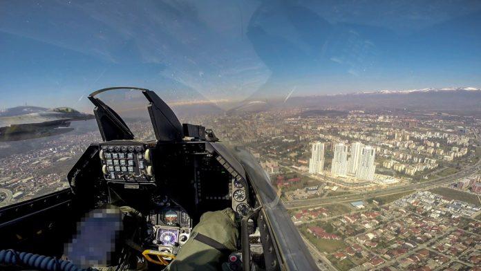 ΒΟΡΕΙΑ ΜΑΚΕΔΟΝΙΑ F-16
