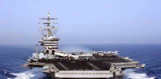 USS DWIGHT EISENHOWER