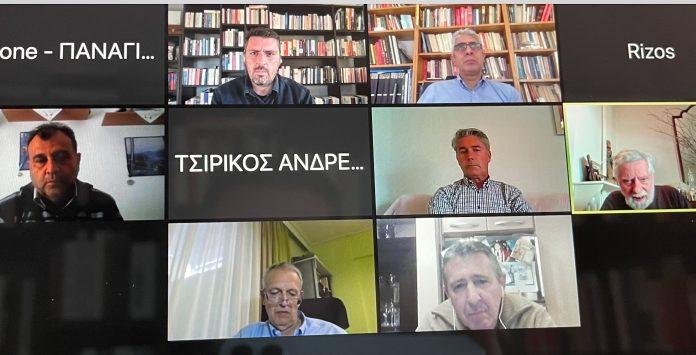 Συνάντηση ΕΑΣ - ΣΥΡΙΖΑ