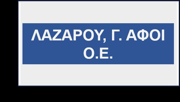 ΛΑΖΑΡΟΥ, Γ. ΑΦΟΙ Ο.Ε.