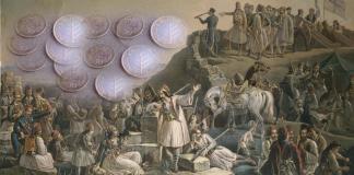 ΕΠΑΝΑΣΤΑΣΗ 1821 ΕΣΟΔΑ ΔΑΝΕΙΑ ΕΙΣΦΟΡΕΣ