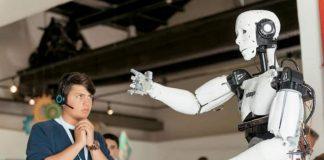 μαθητησ ρομποτ