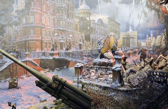 η πολιορκία του Λένινγκραντ